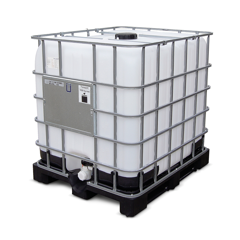 Ibc Container 1000 L Authentic Spirit
