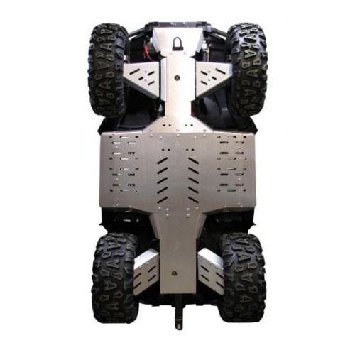 Aluminum Skidplate for Cfmoto X8