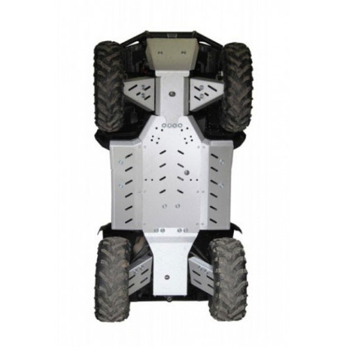 Aluminum Skidplate for Cfmoto 500 A long