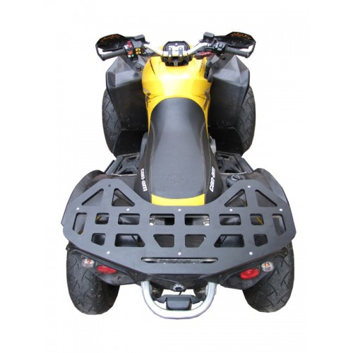 Luggage rack (rear): CanAm Renegade