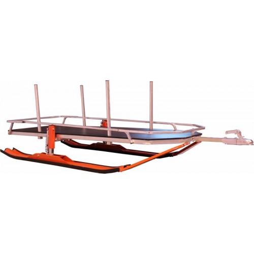 Ski sled