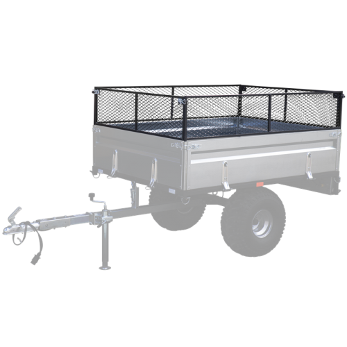 Cargo box extensions: ( Trailer IB-165 )