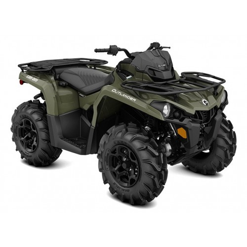CAN-AM Outlander 450 XU T 2021