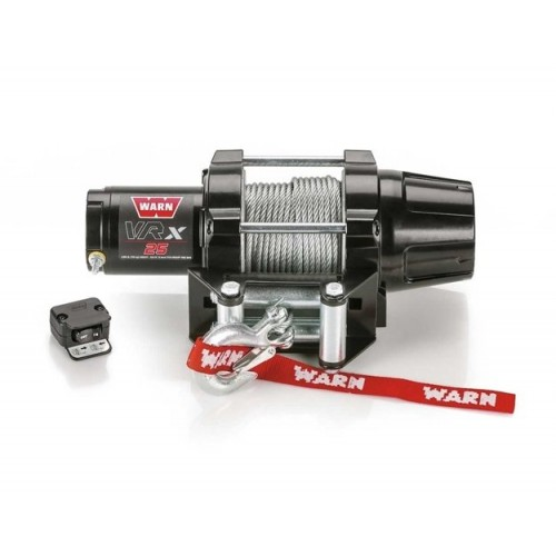WINCH WARN VRX 2500