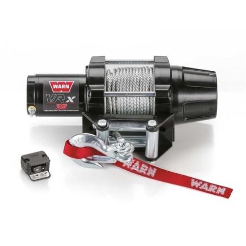 WINCH WARN VRX 3500