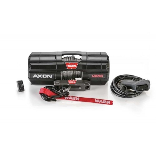 WINCH WARN AXON 4500-RC