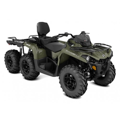 CAN-AM Outlander MAX 6x6 450 PRO+ T 2020