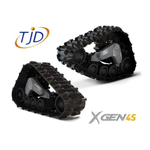 Senile TJD XGEN 4S TRACK (include adaptoare)