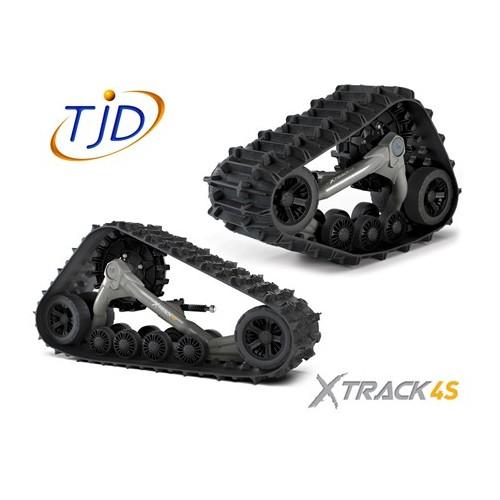 Senile TJD XTRACK 4S TRACK (include adaptoare)