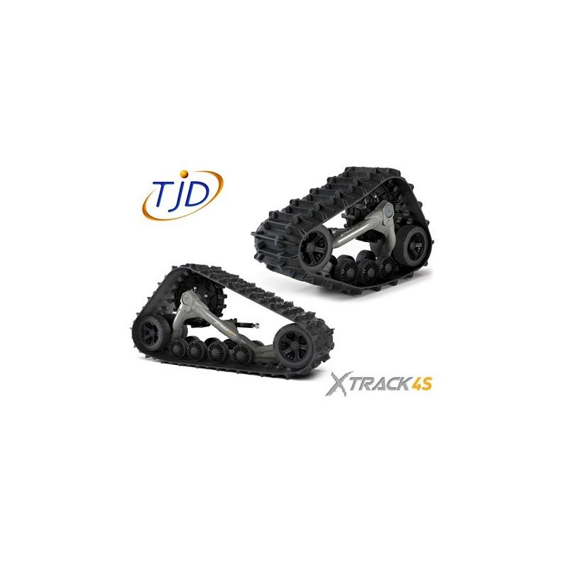 TJD XTRACK 4S SNOWTRACK (incl. adapters)