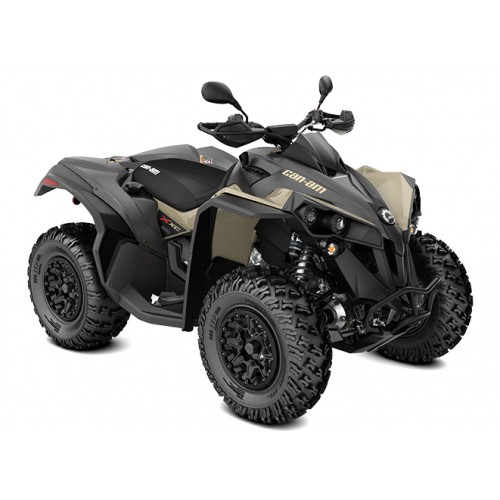 CAN-AM Renegade 650 DPS T 2021