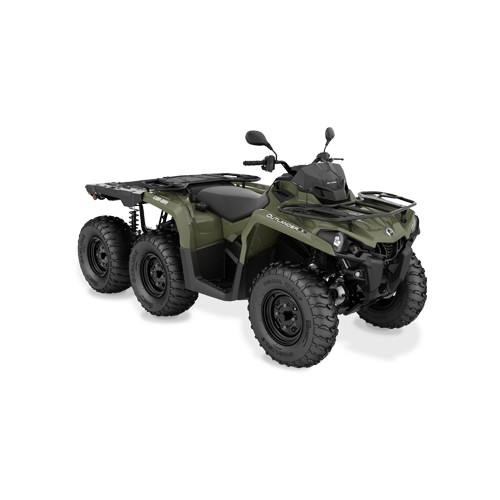 CAN-AM OUTLANDER 6x6 450 STD T Flat Bed