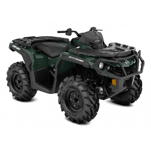 CAN-AM Outlander 650 XT T 2019