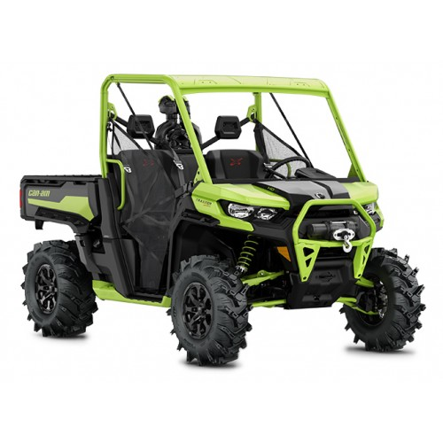 CAN-AM Traxter PRO HD10 Convenience package