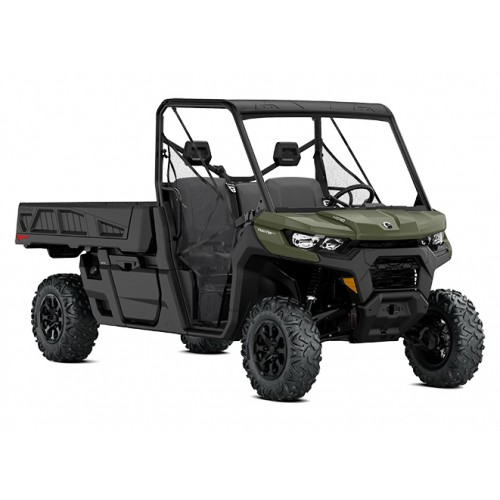 CAN-AM Traxter PRO HD10 DPS 2021
