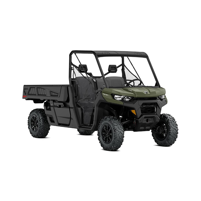 CAN-AM Traxter XT HD10 Convenience package