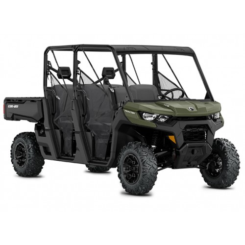 CAN-AM Traxter MAX HD8 DPS 2021