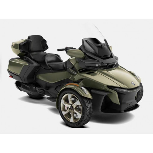 CAN-AM Spyder RT Sea-to-Sky Edition