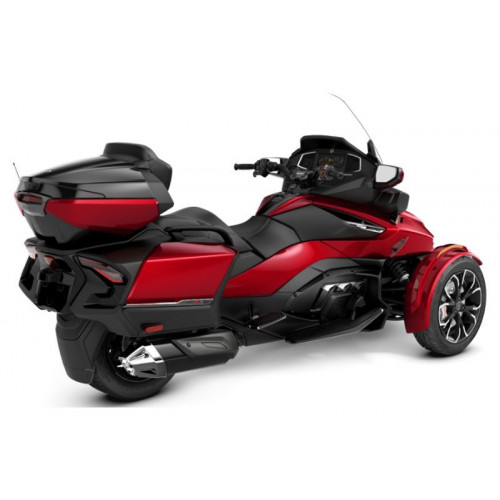 CAN-AM Spyder RT Limited Edition (Marsala Metallic)