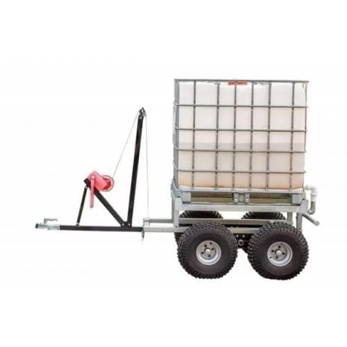 Iron Baltic ECO 1000 + cadru transport + rezervor apa 1000L