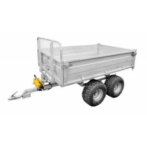 Remorca ATV Iron Baltic ECO 1500 + extensii bena 300mm