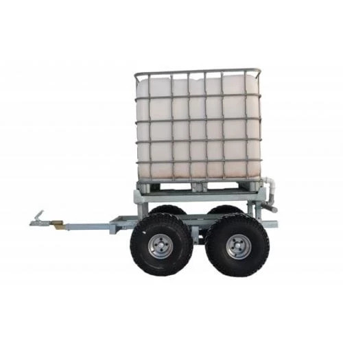 Remorca ATV Iron Baltic ECO 700 + Kit Rezervor Apa 1000L