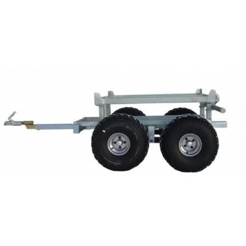 Remorca ATV Iron Baltic ECO 700 + Cadru Transport Rezervor Apa