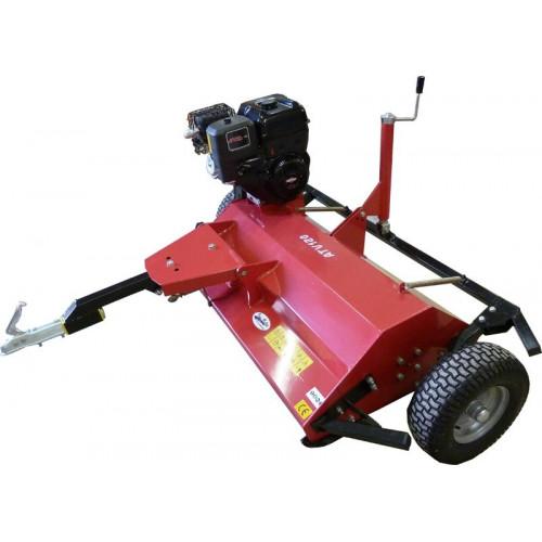 Tocator Purtat ATV Iron Baltic Vanguard 18CP Briggs & Stratton V2
