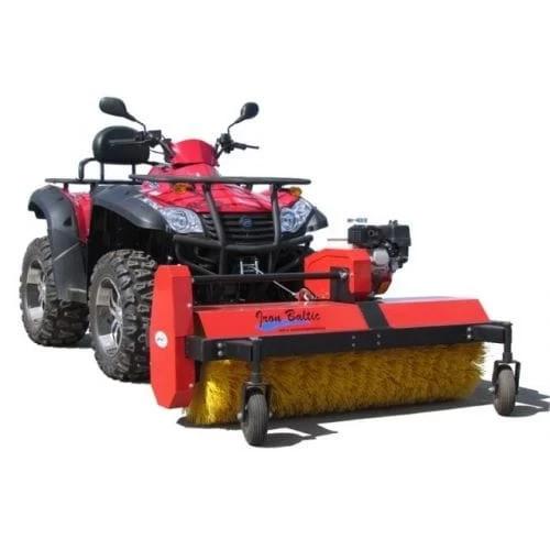Perie ATV-UTV Iron Baltic Cu Motor 6.5CP B&S