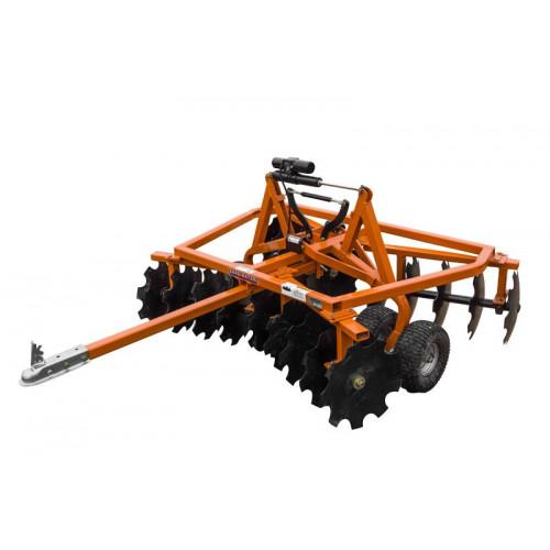 Iron Baltic Quadivator ATV UTV Tandem Disc 86420