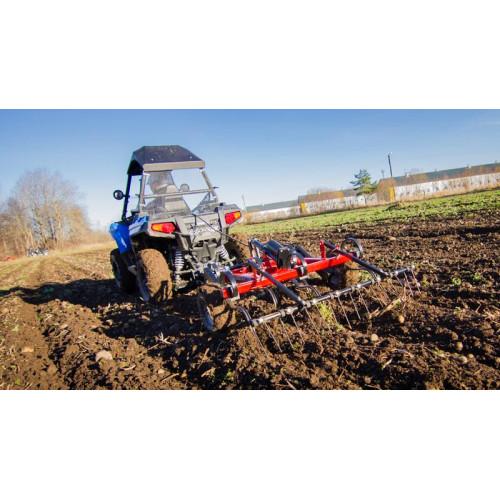 Dispozitiv Cultivare ATV Iron Baltic Quadivator 86200-08
