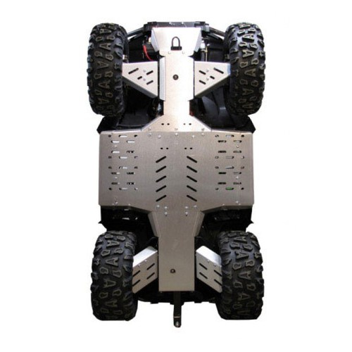 Aluminum Skidplate for Cfmoto X8