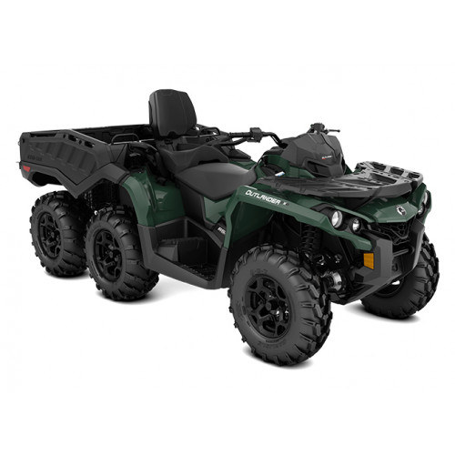 CAN-AM Outlander MAX 6x6 650 PRO+ T 2019