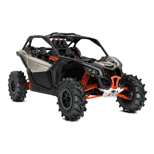 CAN-AM Maverick X MR Turbo RR 2022