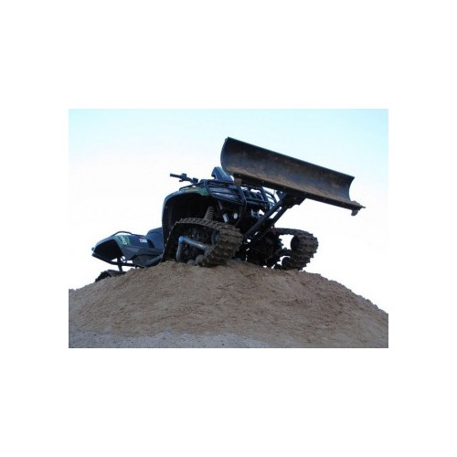 "Snow plow kit (steel) 1500mm / 59"" for tracks fitted ATV-s"