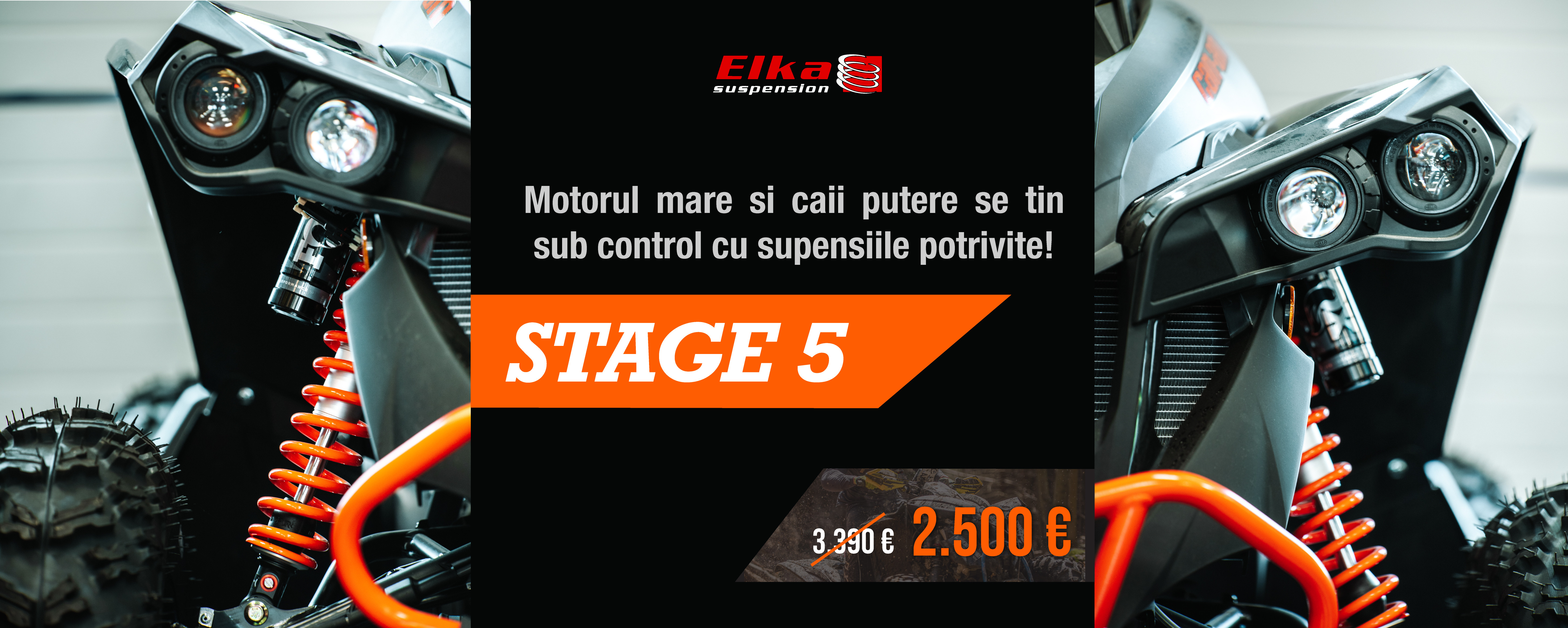 ELKA suspensions